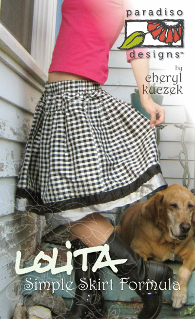 Paradiso Designs Lolita Simple Skirt Formula 009