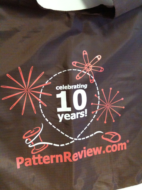 PatternReview PatternReview Tote 10th Anniversary pr-tote-brown