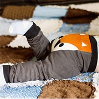 Peek-A-Boo Happy Buns Digital Pattern
