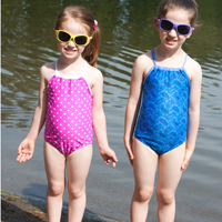 Peek-a-Boo Patterns Nantucket One-Piece Swimsuit