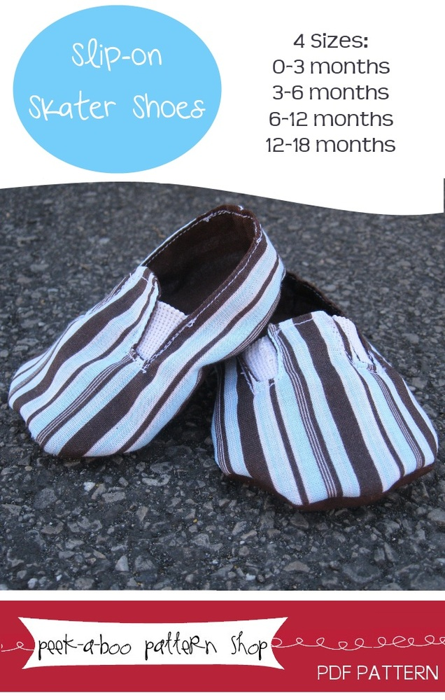Peek-a-Boo Pattern Shop Skater Shoes Skater Shoes