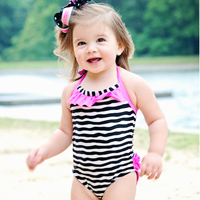 Peek-A Boo Waikiki Swimsuit Digital Pattern ( Size 3 mo -12 years )