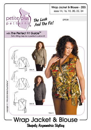 Petite Plus 203 Pattern