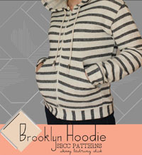 SBCC Patterns Brooklyn Hoodie Digital Pattern (XL-3X)