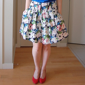 Sewaholic Patterns Crescent Skirt Pattern