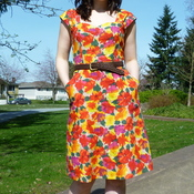 Sewaholic Patterns Cambie Dress Pattern