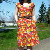 Sewaholic Patterns Cambie Dress Pattern