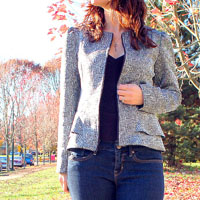 Sewaholic Patterns Cordova Jacket Pattern