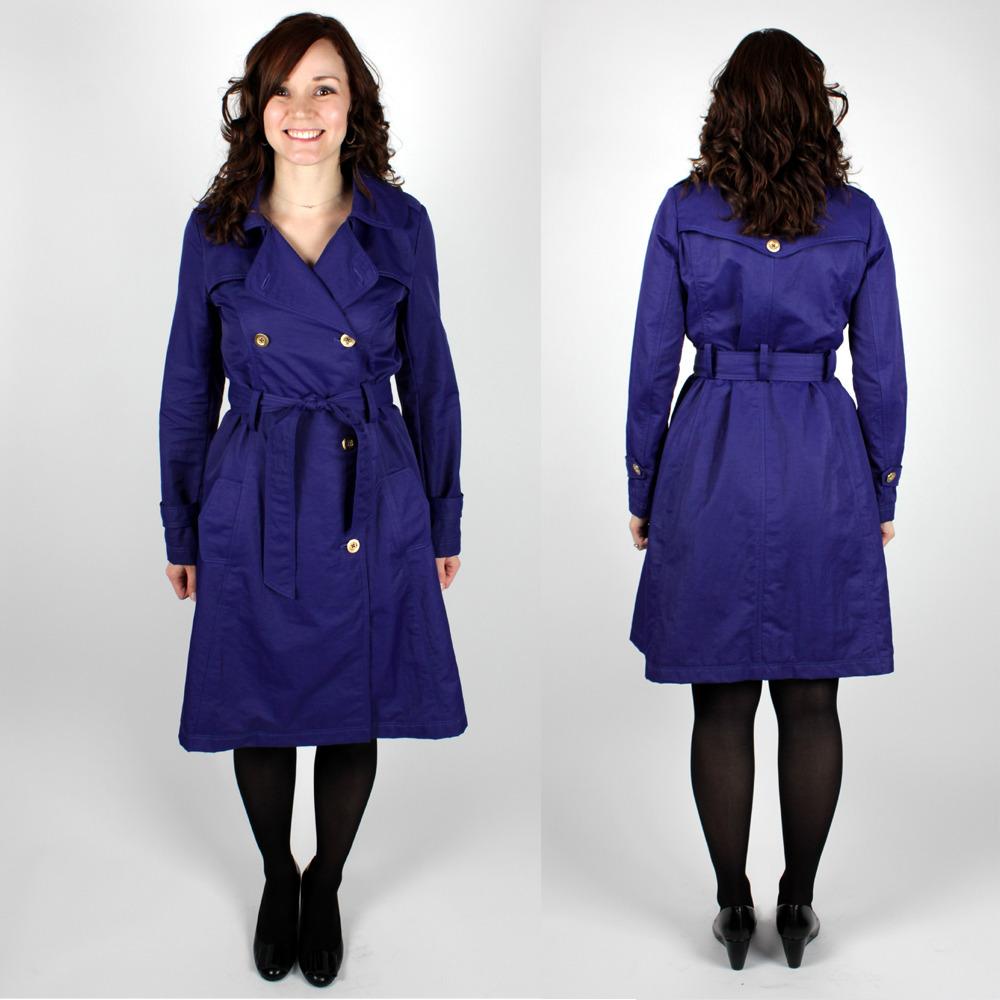 Sewaholic Patterns Robson Coat 1301