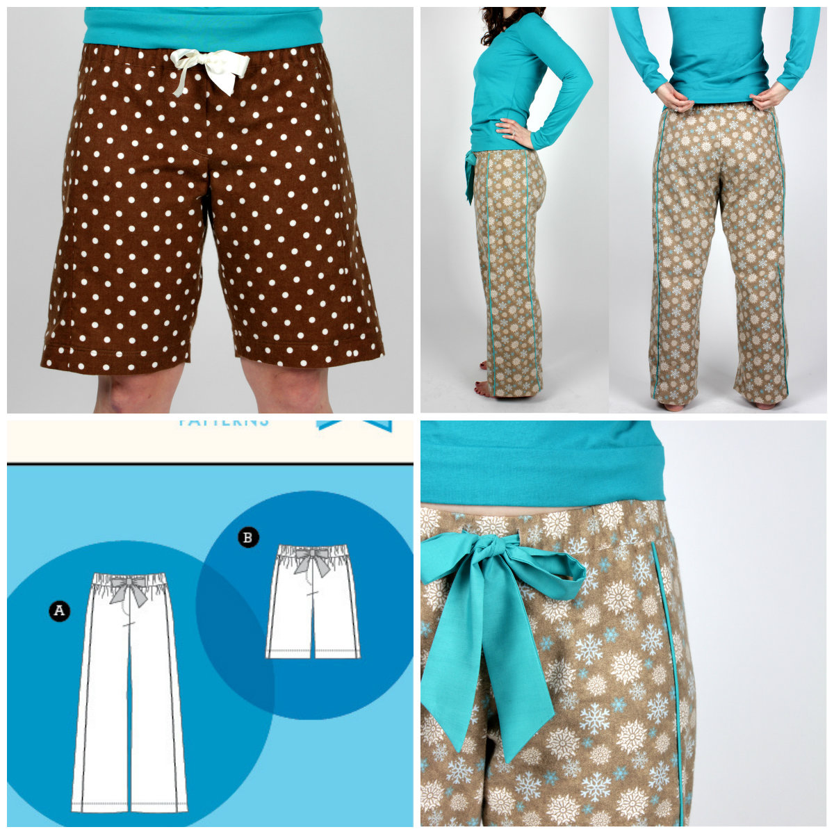 Sewaholic Patterns Tofino pants 1302