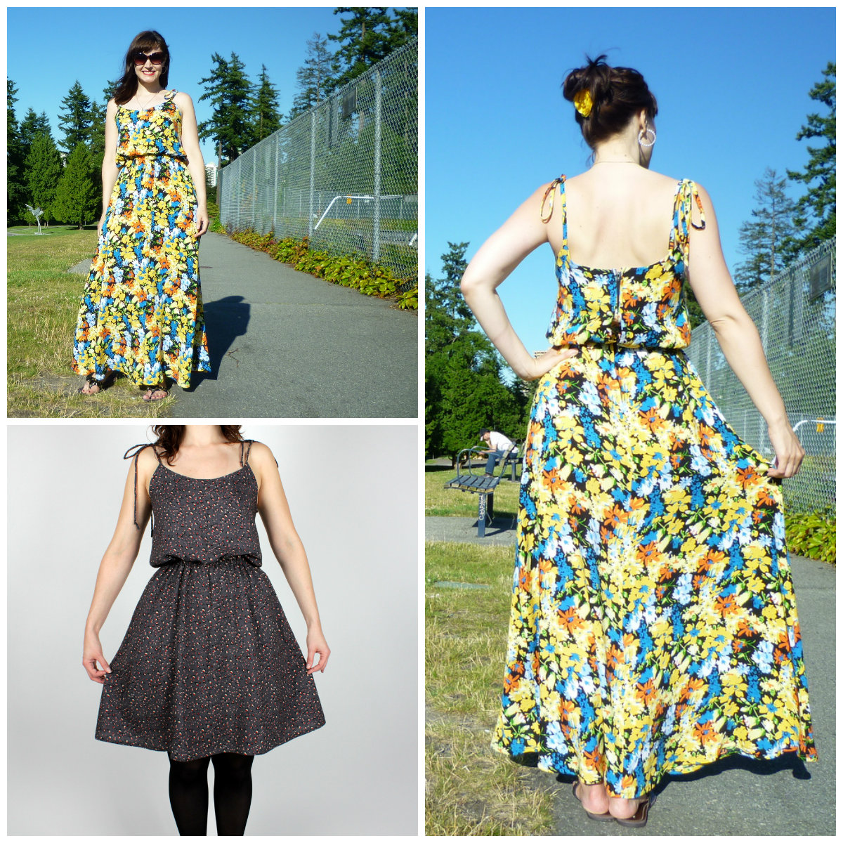 Sewaholic Patterns Saltspring Dress 1303