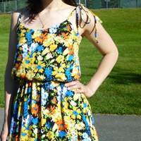 Sewaholic Patterns Saltspring Dress