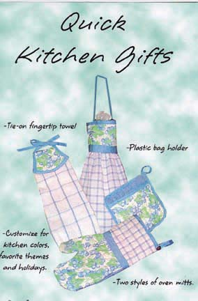 Sew Baby SewBaby Quick Kitchen Gifts Pattern 16