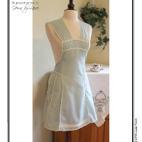 Sew Chic Abby Apron Paper Pattern