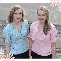 Sew Chic Ehlen blouse Paper Pattern