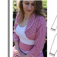 Sew Chic Victory Jacket Paper Pattern