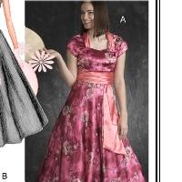 Sew Chic Ginseng Paper Pattern