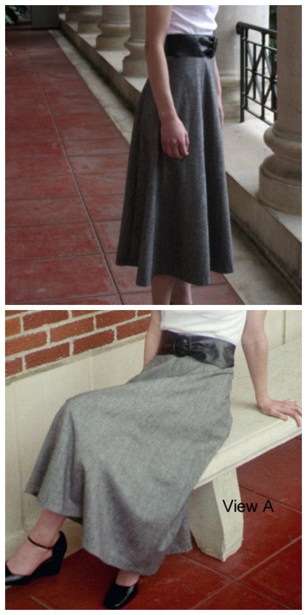 Sew Chic Starter Skirt ln1000