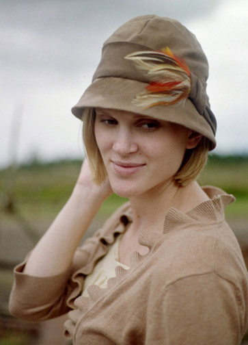 Sew Chic Cloche Hat ln101