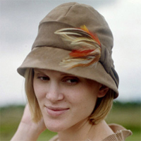 Sew Chic Cloche Hat Pattern (ln101)