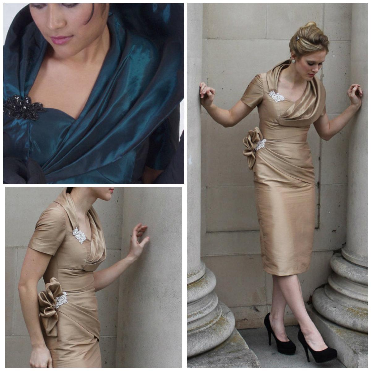 Sew Chic Fifth Avenue Dress ln1311