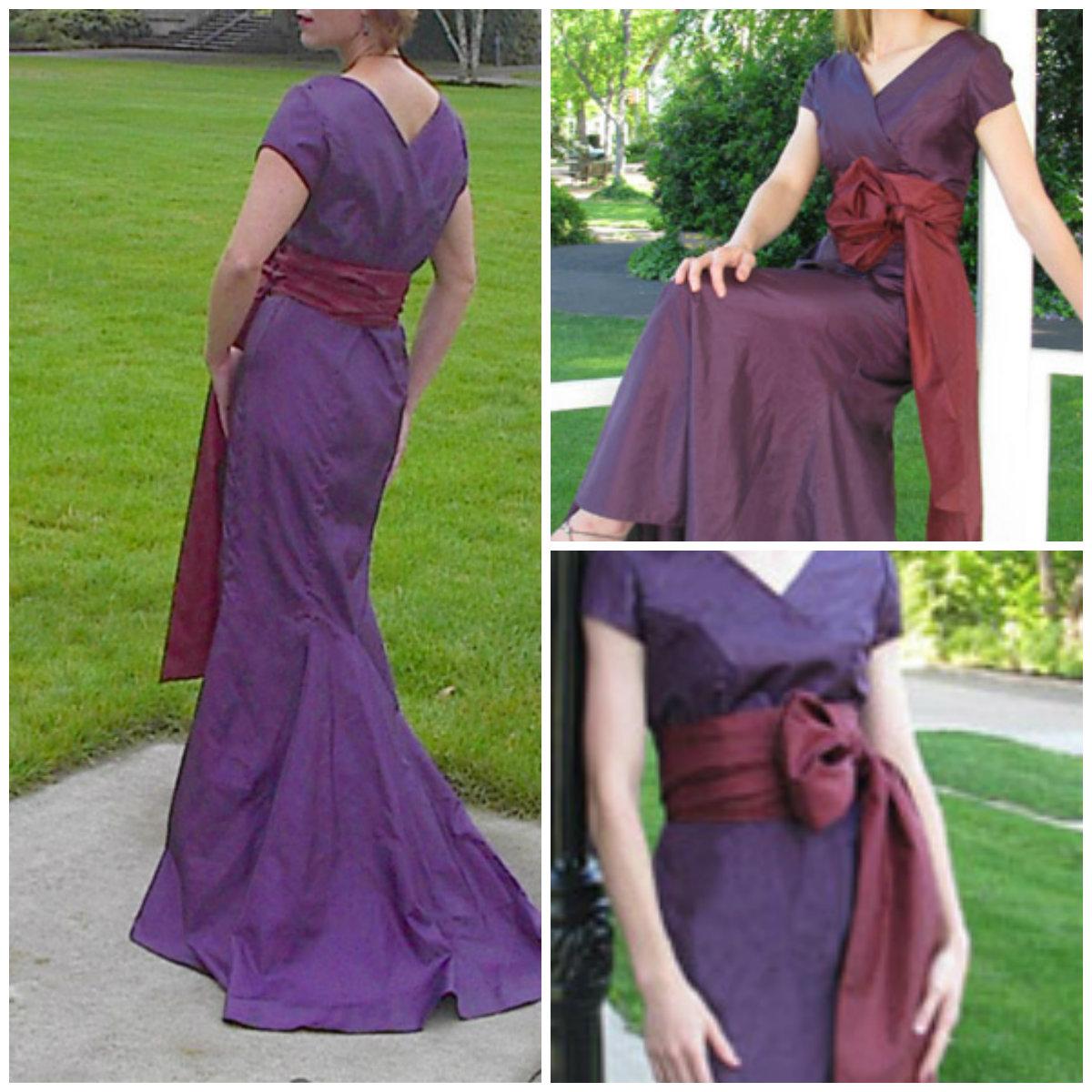 Sew Chic Fantasia Dress ln9005