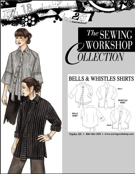Sewing Workshop Bells & Whistles Shirts Bells & Whistles Shirts