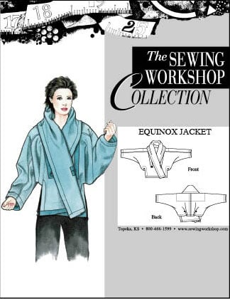 Sewing Workshop Equinox Jacket Pattern