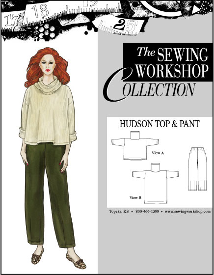 Sewing Workshop Hudson Top & Pants Pattern