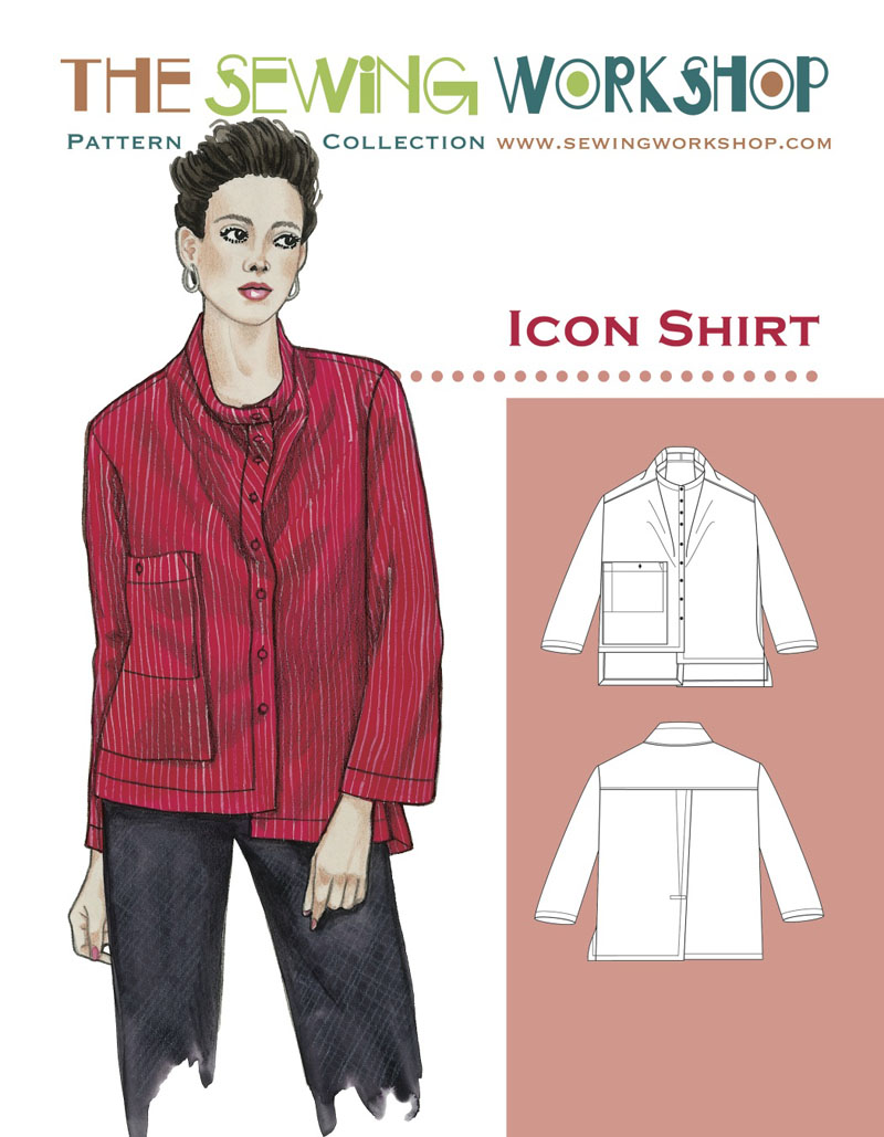 Sewing Workshop Icon Shirt
