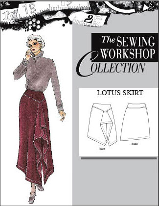 Sewing Workshop Lotus Skirt Lotus Skirt