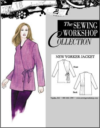 Sewing Workshop New Yorker Jacket Pattern