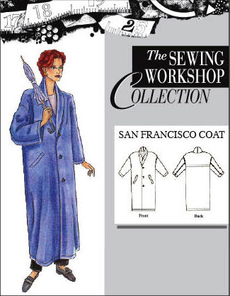 Sewing Workshop San Francisco Coat Pattern