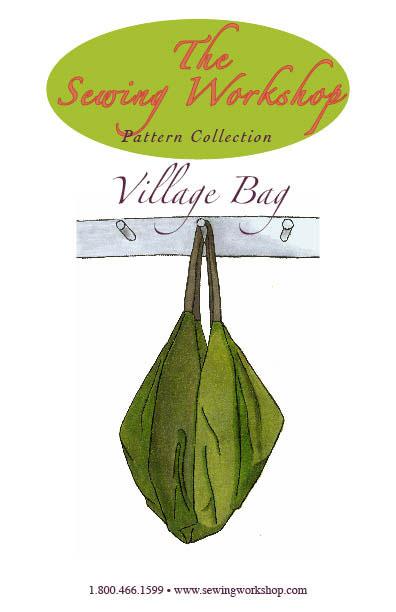 Sewing Workshop Village Bag Village Bag