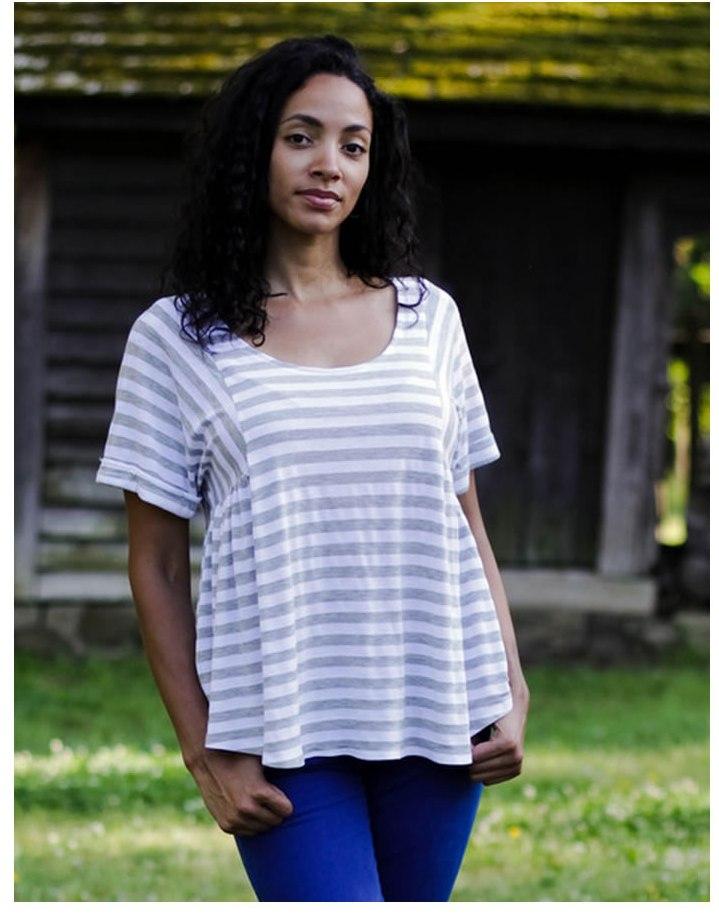 Sew Liberated Paloma Top, Tunic & Dress 114
