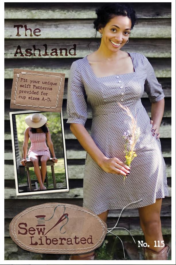 Sew Liberated Ashland Dress 115