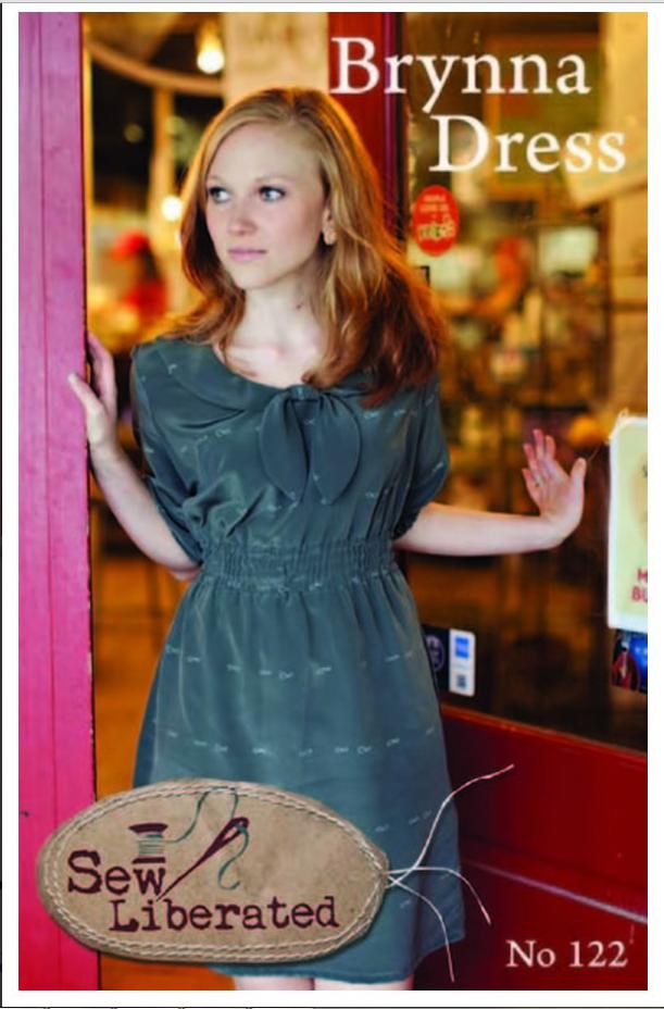 Sew Liberated Brynna Dress 122