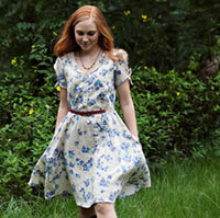 Sew Liberated Clara Dress Pattern