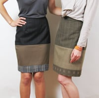 Sewn Square One Skirt Smarts Pattern
