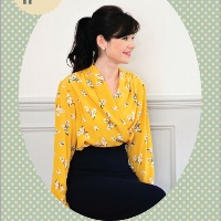 Sew Over It Anderson Blouse Digital Pattern