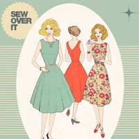 Sew Over It Betty Dress Digital Pattern