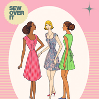 Sew Over It Doris Dress Digital Pattern