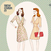 Sew Over It Tea Dress Digital Pattern