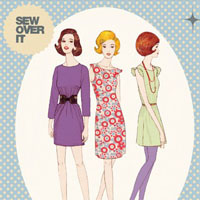 Sew Over It Ultimate Shift Dress Digital Pattern