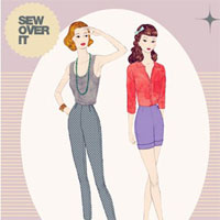 Sew Over It Ultimate Trousers Digital Pattern