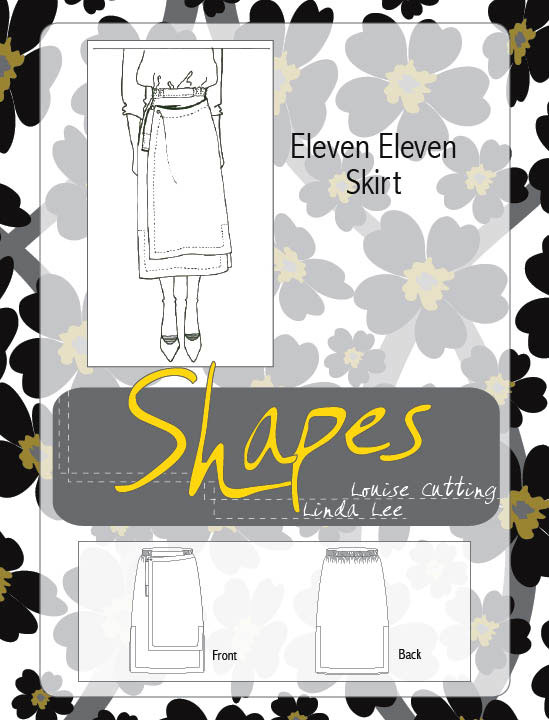 Shapes Eleven Eleven Skirt Pattern