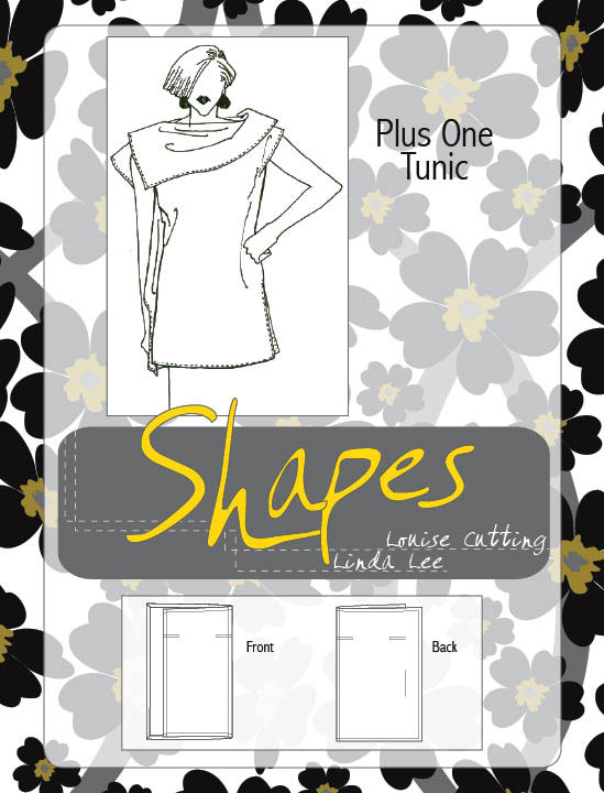 Shapes Plus One Tunic Pattern