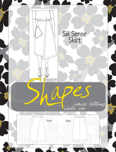 Shapes Six Sense Skirt Pattern