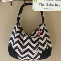 Simple Things The Hobo Bag Digital Pattern