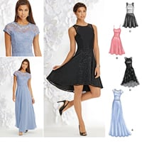 Sewing Patterns & Dresses Pattern Reviews